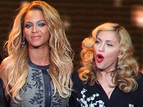 """Jornal causa polêmica: """"Beyoncé destronou Madonna como a rainha do pop"""""""