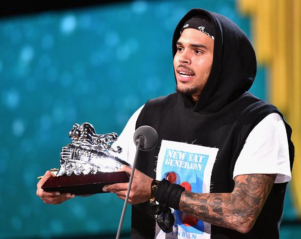 Centric Presents: The 2014 Soul Train Awards - Show Chris Brown, Beyoncé, Pharrell e Kelly Rowland saem vencedores do Soul Train Awards 2014
