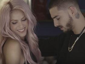"""""""Chantaje"""" supera 800 milhões de visualizações e dá recorde a Shakira no Youtube"""