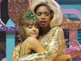 """Depois de parceria em """"Hairspray Live"""" e """"Sing"""", Jennifer Hudson e Ariana Grande podem gravar dueto"""