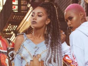 "Little Mix mostra novas fotos do videoclipe de ""Power"""