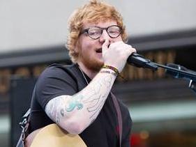 Ed Sheeran alcança recorde histórico na parada americana