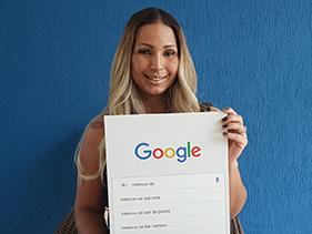 Buscando Meu Nome: Valesca se emociona na 2ª parte do nosso quadro de buscas na internet