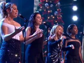 "Fifth Harmony faz a primeira performance televisionada de ""Can You See"""