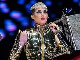 Katy Perry fará Meet & Greet gratuito para fãs em shows no Brasil