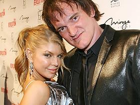 Após denúncias de Uma Thurman sobre conduta violenta de Quentin Tarantino, Fergie explica que não sofreu agressão