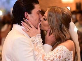 Casamento: Luísa Sonza canta no altar e emociona Whindersson