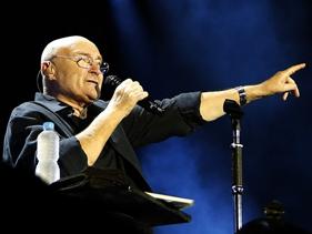 Resenha ROCKline: Alheio às próprias limitações físicas, Phil Collins põe público pra dançar em noite histórica no Maracanã