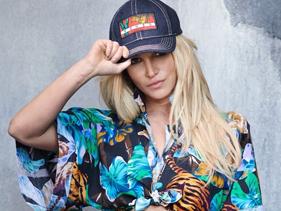 """""""O retorno de um ícone"""": revista Grazia traz Britney na capa e novas fotos da sessão para Kenzo"""
