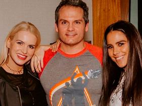 Wanessa Camargo e Francinne estão juntas em estúdio e fãs especulam possibilidade de colaboração