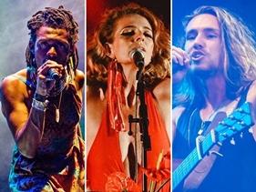 #BrazucasNoLollapalooza: o que esperar dos shows de Letrux, Liniker & os Caramelows e Dubdogz + Vitor Kley