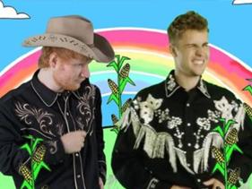 16787ef27 Ed Sheeran e Justin Bieber lideram parada de singles britânica pela segunda  semana
