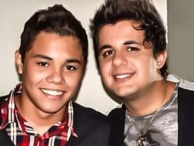 """Felipe Araújo relembra quatro anos da morte do irmão Cristiano Araújo: """"Sinto falta todos os dias"""""""