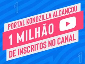 KondZilla lança novo canal no YouTube com 1 milhão de inscritos sem vídeos publicados