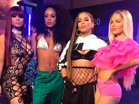 Anitta explica conceito dos looks de Luísa Sonza, Lexa e MC Rebecca em novo clipe