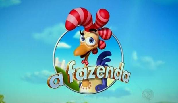 Logotipo do reality show A Fazenda, exibido pela Rede Record