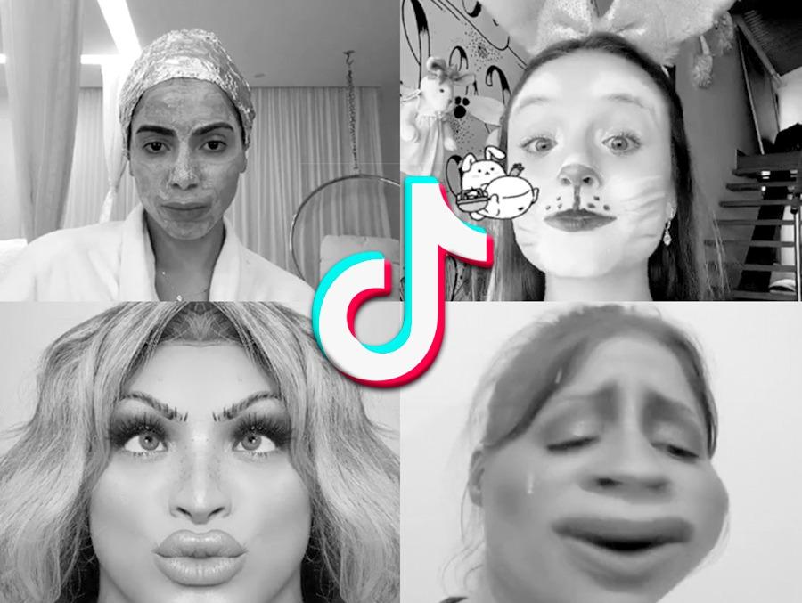 Anitta, Larissa Manoela, Pabllo Vittar e Luísa Sonza estão entre as cantoras brasileiras com mais seguidores no TikTok.