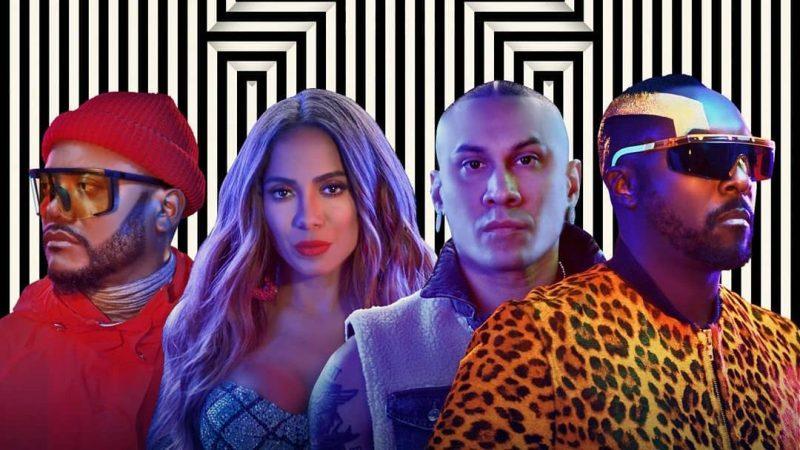 Black Eyed Peas fala sobre parceria com Anitta