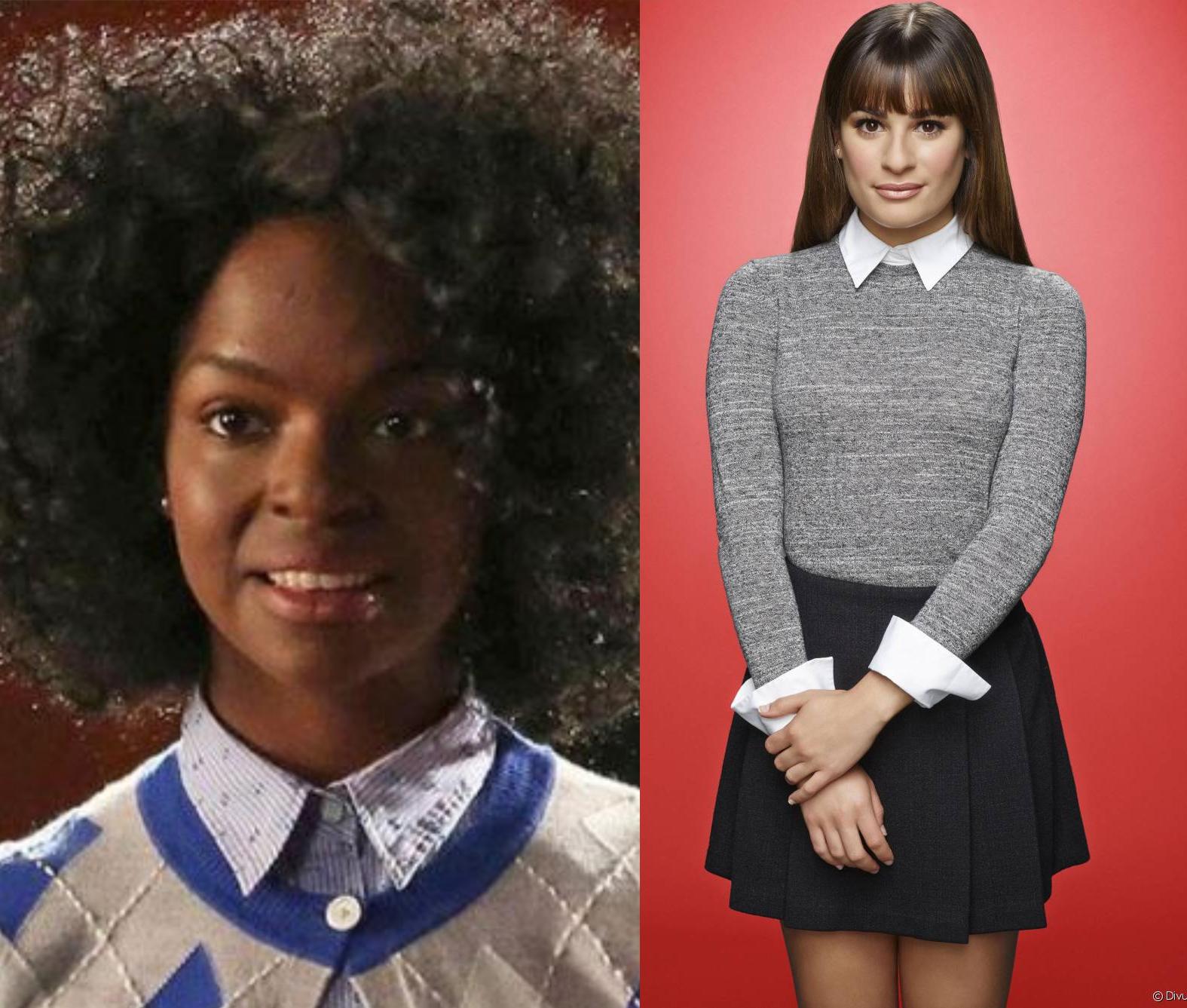 """Atores pretos expõem maus tratos de Lea Michele nos bastidores de """"Glee"""""""