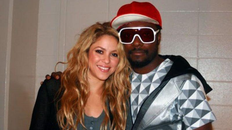 Shakira e will.i.am