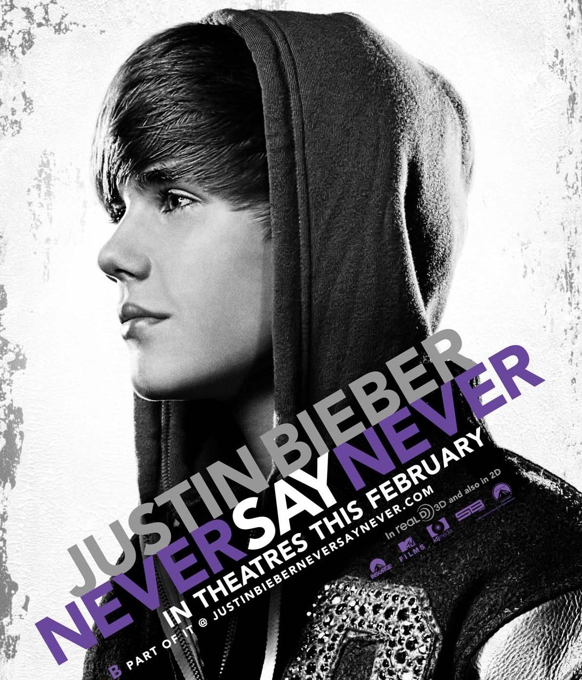 """Documentário """"Never Say Never"""", de Justin Bieber estreará na Netflix. Foto: Divulgação"""