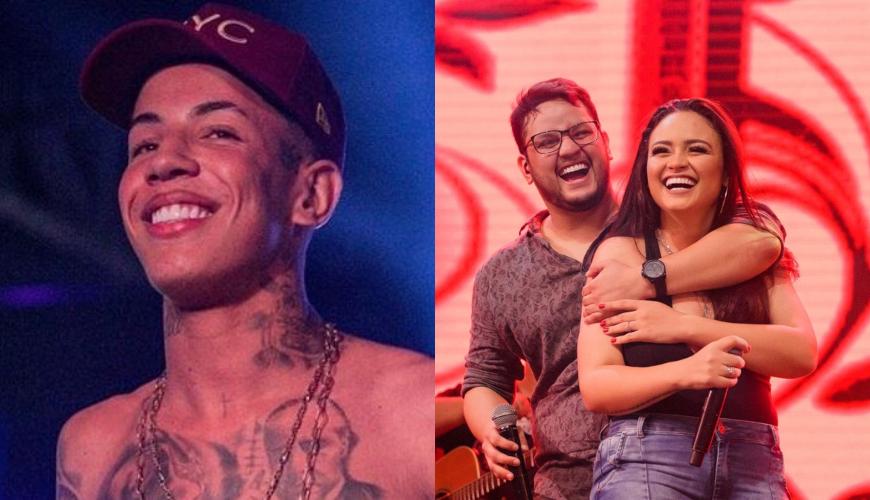 """Funknejo é a marca do clipe de """"Saudade do Ex"""", parceria de MC Don Juan e Luíza & Maurílio. Foto: Divulgação"""