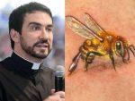 """Padre Fábio de Melo faz a 1° tatuagem: """"Sinal de um tipo difícil, mas também bonito"""". Foto: Divulgação"""