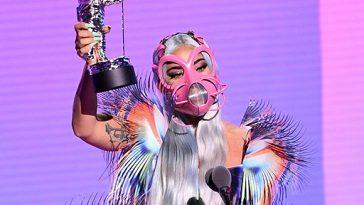 VMA da Lady Gaga