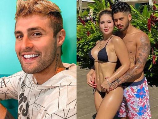 Virgínia Fonseca grava vídeo com ex-namorado e os dois falam da sua atual relação com Zé Felipe. Foto: Divulgação