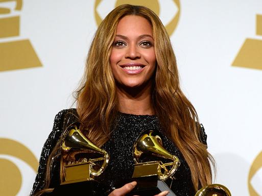 Grammy 201: Beyoncé tem tudo para quebrar recorde