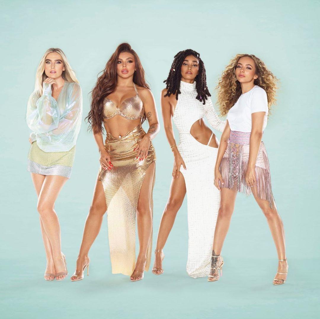 "Little Mix lança faixa-título do ""Confetti"" com lyric video"