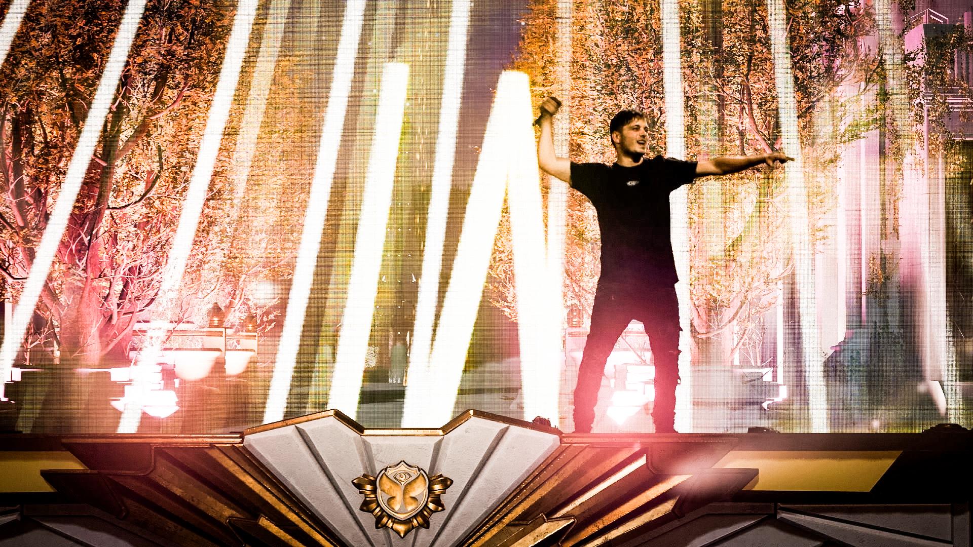 Tomorrowland fará Réveillon online com David Guetta e Major Lazer