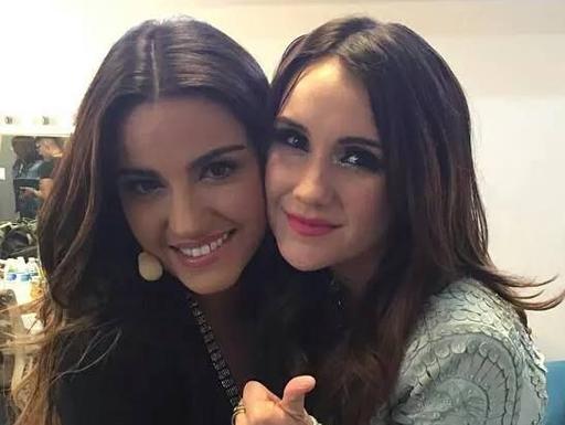 Dulce Maria polêmica com Maite Perroni sobre RBD