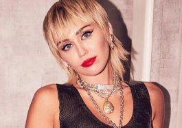 Miley Cyrus gravadora nova