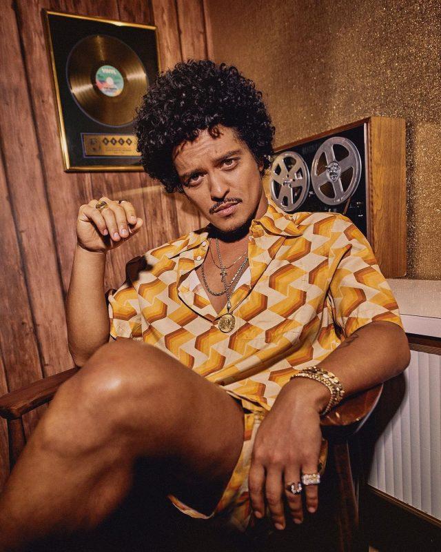 Bruno Mars rebate acusação de apropriação cultural