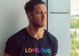 Dan Reynolds, do Imagine Dragons, doa casa para organização LGBTQIA+