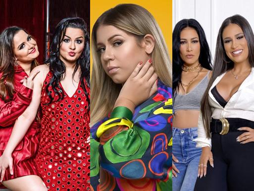 Amigas? Marília Mendonça, Maiara & Maraisa e Simone & Simaria no mesmo projeto?