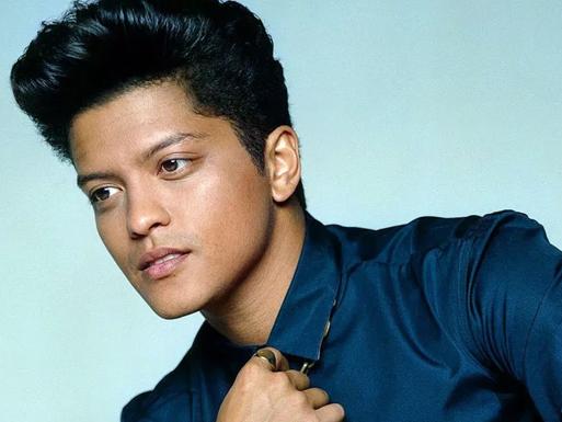 Bruno Mars entra no Top 50 global do Spotify com lado B de 2010