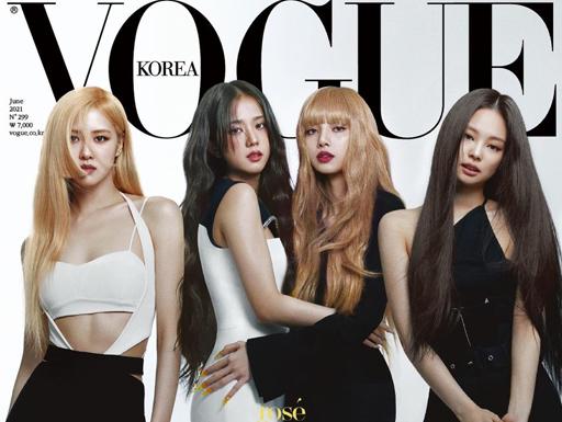 Jisoo, Jennie, Rosé, Lisa