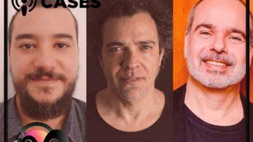 Paulinho Moska e empresários falam sobre arte e criatividade no Podcast CASES do POPline.Biz