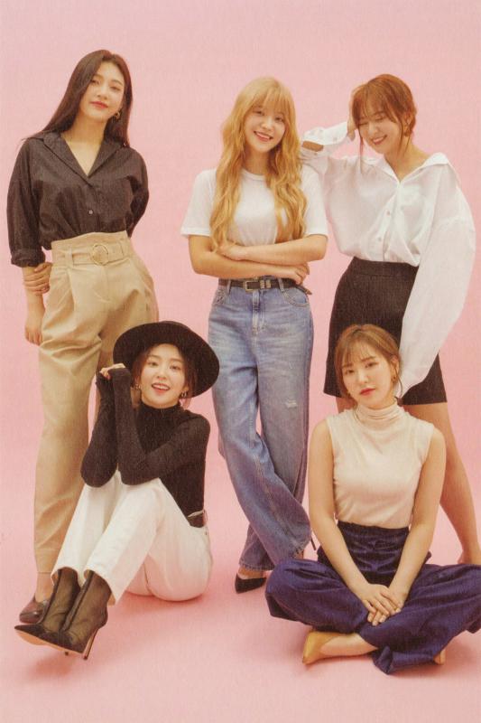 O comeback do Red Velvet é real!
