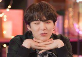 """SUGA do BTS chorou ou não chorou """"naquele dia""""?"""
