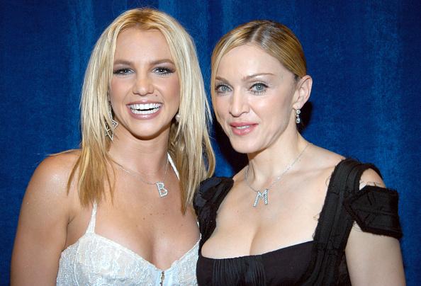 Madonna mexe os pauzinhos para ajudar Britney Spears