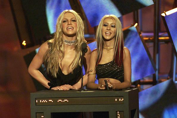 """""""Eu sempre vou apoiar Britney"""", diz Christina Aguilera"""