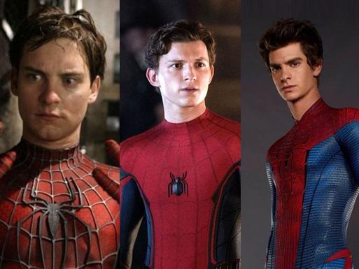 Homem-Aranha: descubra o cachê de cada protagonista