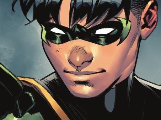 Robin virá bissexual em nova HQ do Batman