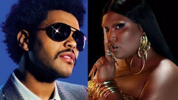 Billboard Hot 100: Lizzo sai e The Weeknd volta ao Top 10