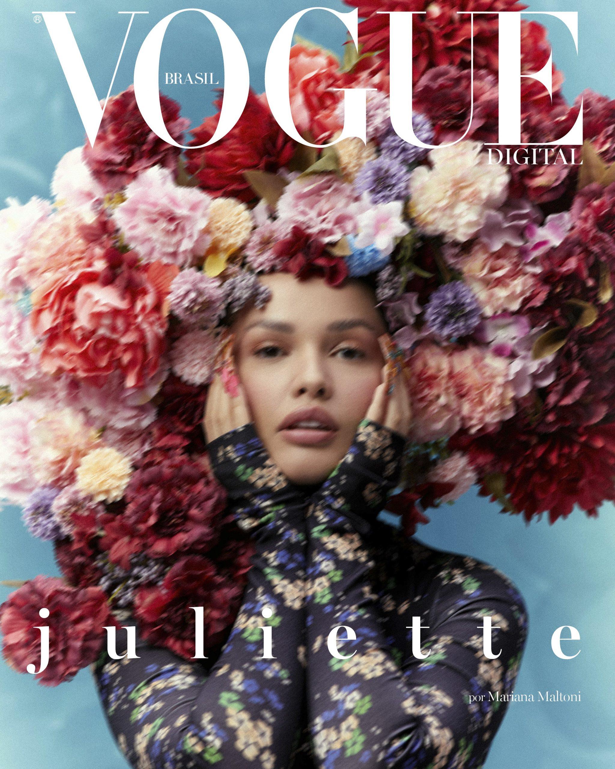 Juliette é capa da Vogue - Não sou um produto ou um objeto 1