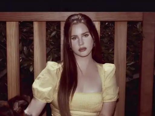 Lana Del Rey lança single e anuncia data do álbum